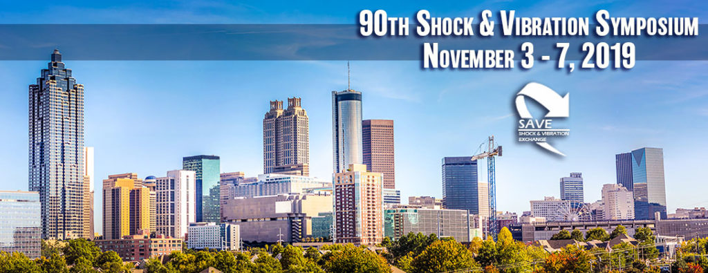 90th Shock & Vibration Symposium in Georgia