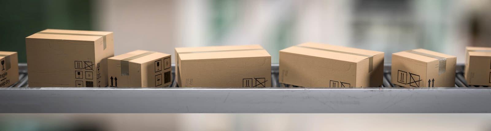 verpackungen als teil der logistik und prüfung durch transportsimulation